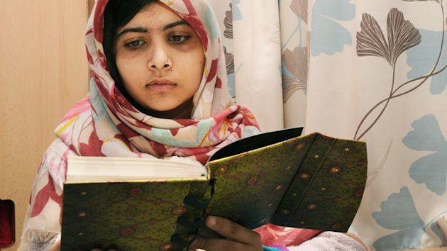 Pakistani Teen Malala Yousafzai to Author Book (ABC News)