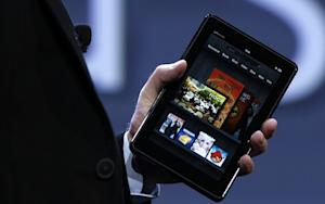 Kindle Fire's App Problems: Google and Apple