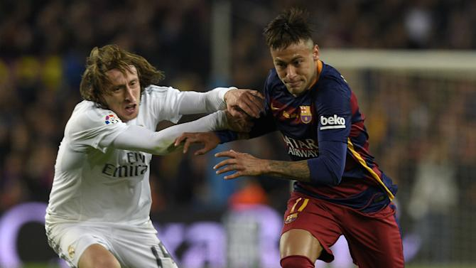 No chance Barcelona star Neymar will join Madrid, says his father
