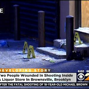 1 Critical, 1 Stable Following Shooting In Brownsville