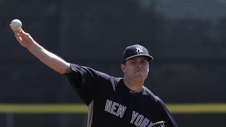 MLB: Spring Training-New York Yankees at Toronto Blue Jays