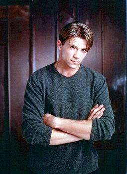 Marc Blucas as Riley Finn on Buffy The Vampire Slayer