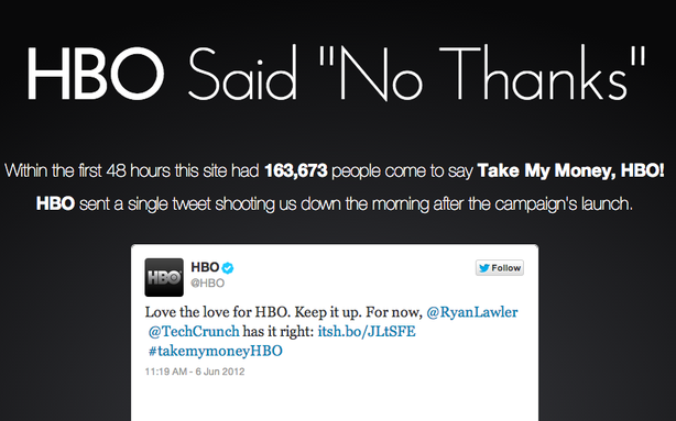 The Dream of Cheap, Streaming HBO Is Dead