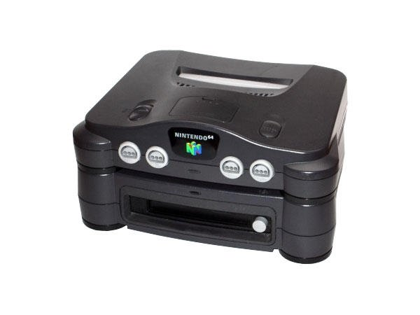 Nintendo 64 DD (1999)