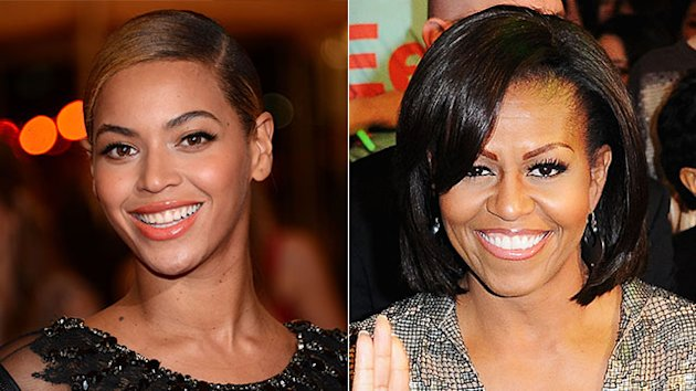 Michelle Obama Fantasizes of Being Beyonce