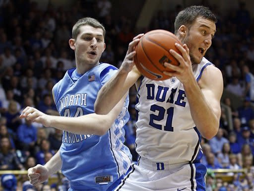 No. 6 UNC tops No. 4 Duke 88-70 for ACC title