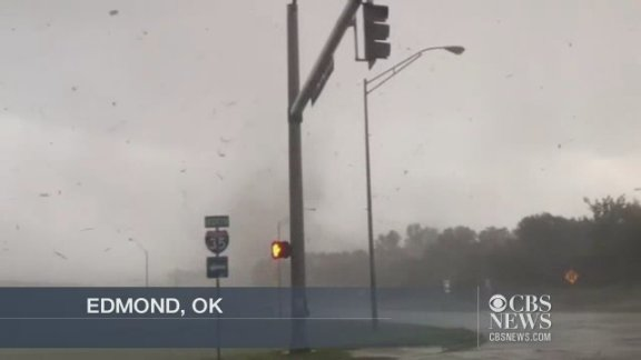 Watch: Tornado touches down&nbsp;&hellip;