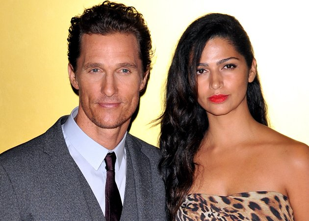 matthew mcconaughey camilla alves