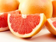 eat grapefruit