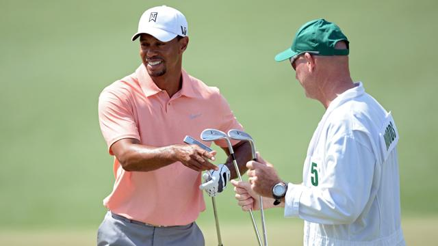Woods' game and health both in major shape