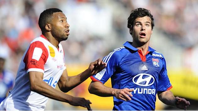 Ligue 1 - Resurgent Gourcuff fires Lyon to win