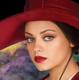 Mila Kunis plays Theodora in