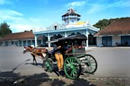 Art and cultural heritage at Kasunanan Surakarta Palace