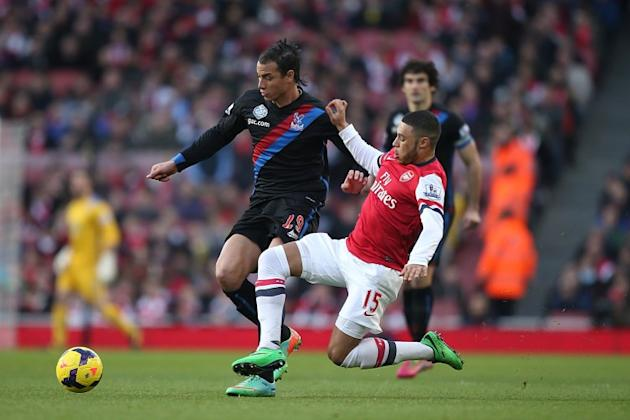 As it happened: Arsenal v Crystal Palace, Premier League