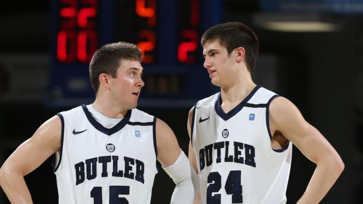 NCAA Basketball: Duquesne at Butler