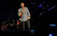 In this April 18, 2012 photo, Irish singer Sinead O&#39;Connor is shown during an appearance in Colone, Germany. OConnor says she has to cancel her tour commitments for 2012 due to her bipolar disorder. The singer made the announcement Monday, April 23, in a posting on her Website. She wrote that she is very unwell and had been advised by her doctor to not hit the road after her very serious breakdown between December and March. (AP Photo/dapd, Mark Keppler)