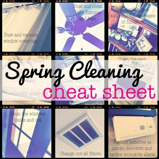 Spring (Cleaning) is in the air: 7 tasks to get you started