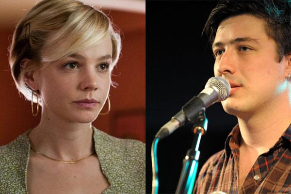 4. Carey Mulligan and Marcus Mumford