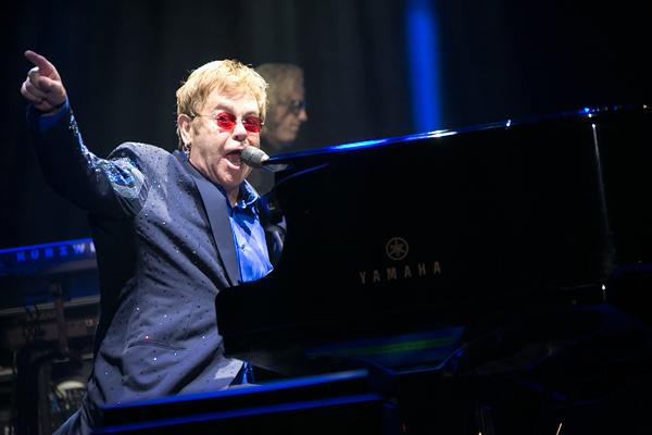 Elton John Set to Perform at Emmys