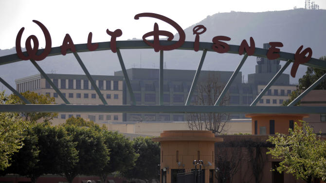 Disney 4Q profit rises but pay TV unit underwhelms