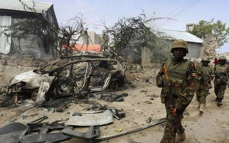 Somali militants planning attacks disguised as peacekeepers: AU force