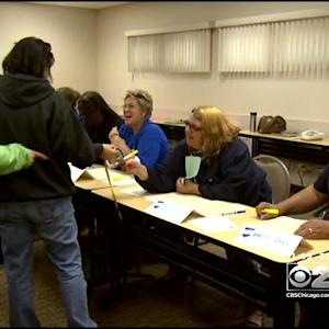 Waukegan Teachers Get Ready For Classes After Monthlong Strike