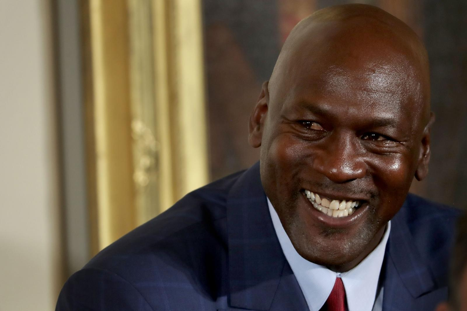 Michael Jordan wins trademark case allowing him rights to his Chinese name