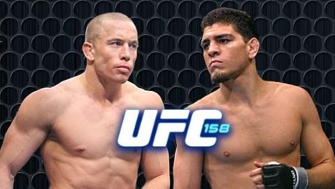 UFC 158 Drug Tests Come Back Clean, but Not Without Some Controversy