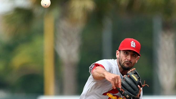 MLB: Spring Training-St. Louis Cardinals at Houston Astros