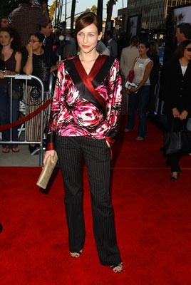 Vera Farmiga at the Beverly Hills premiere of Paramount Pictures' The Manchurian Candidate