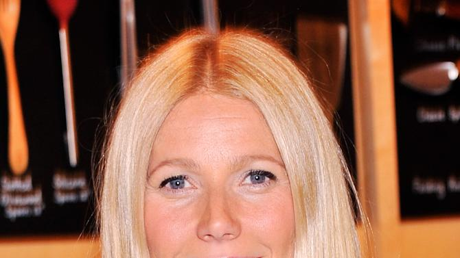 """Gwyneth Paltrow Signs Copies Of Her Book """"It's All Good"""""""