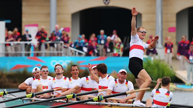 Olympics Day 5 - Rowing