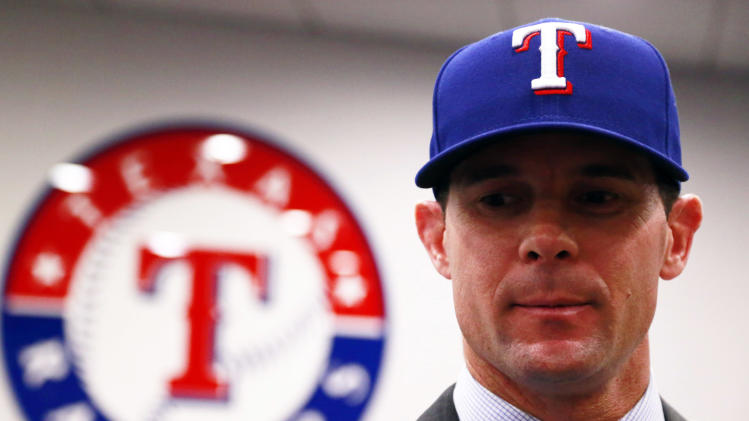 Michael Young's Retirement Press Conference