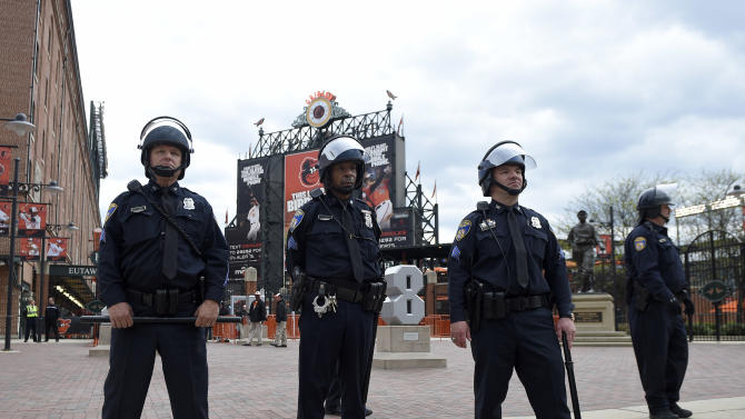 White Sox-Orioles postponed again in riot-ravaged Baltimore