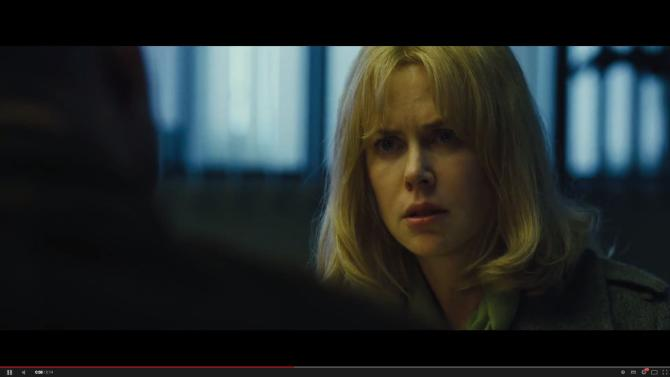 """Nicole Kidman stars in the new thriller """"Before I Go to Sleep,"""" due for release in the US this September."""