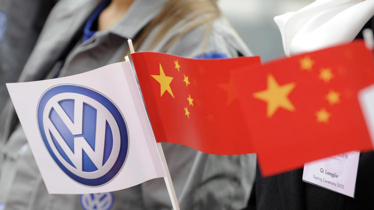Volkswagen strengthens focus on Chinese market