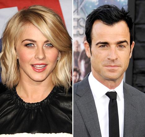 Julianne Hough Ripped Her Pants Breakdancing With Justin Theroux