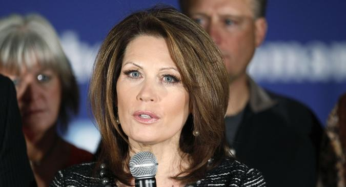 Bachmann 'Refused' to Add LGBT Language to Her Adoption Bill