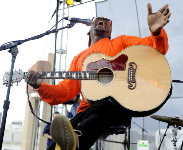 AUSTIN, TX - MARCH 16: Jimmy Cliff performs at the Live from the Lot by Google Play & YouTube at 2012 SXSW Music, Film   Interactive Festival Day 8 on March 16, 2012 in Austin, Texas. (Photo by Tim Mo