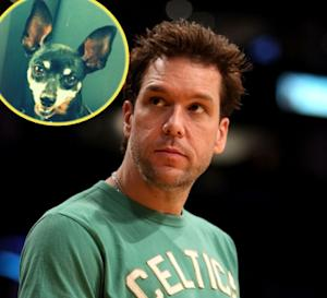 Dane Cook / inset: Beast  -- Getty ImagesDane Cook/Twitpic