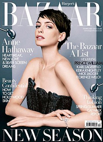 Anne Hathaway: &quot;I&#39;m Not Rihanna . . .I&#39;ve Got No Sex Appeal&quot;