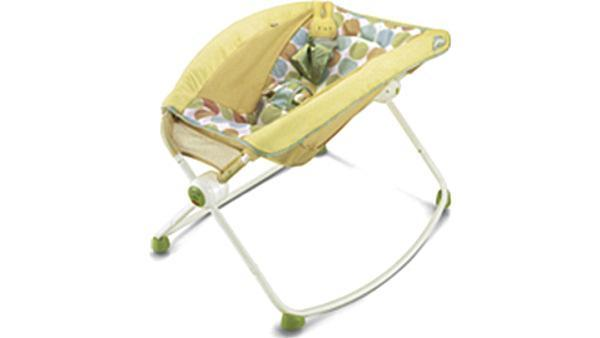 Warning to inspect Fisher-Price infant sleepers