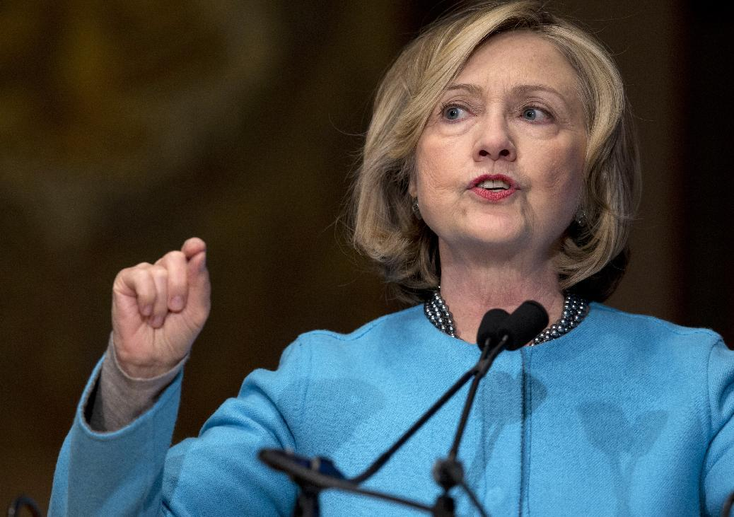 For Clinton, deciding how to prepare for a low-key primary
