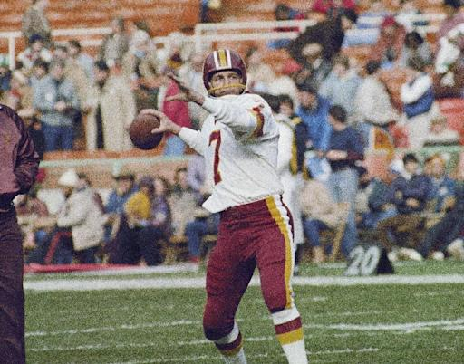 Theismann: Redskins uniform 'honors' tribes