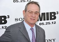 Oscar-winning US actor Tommy Lee Jones, pictured in May 2012, will receive an award in honour of his career at the San Sebastian film festival in Spain next month, festival organisers said