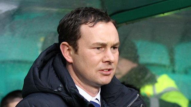 Derek Adams felt his Ross County side deserved their point from the Hearts clash