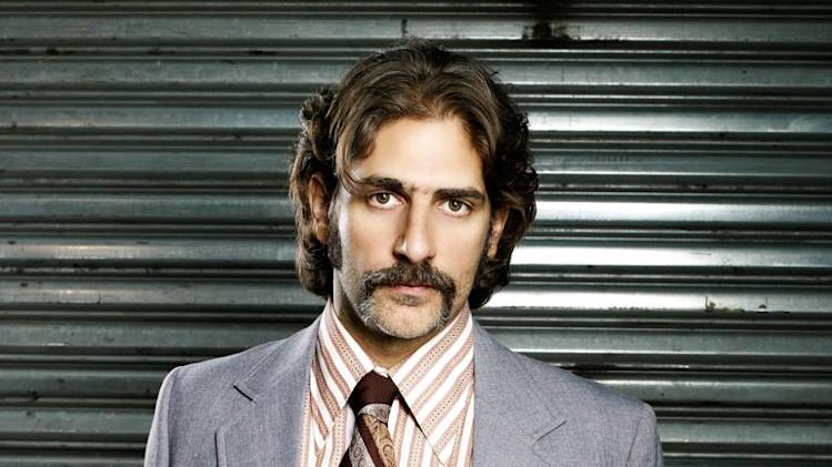 Michael Imperioli stars as Detective Ray Carling on Life On Mars.