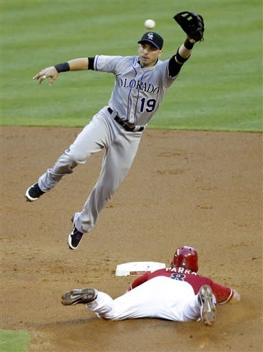 D-backs close out series with 6-1 win over Rockies