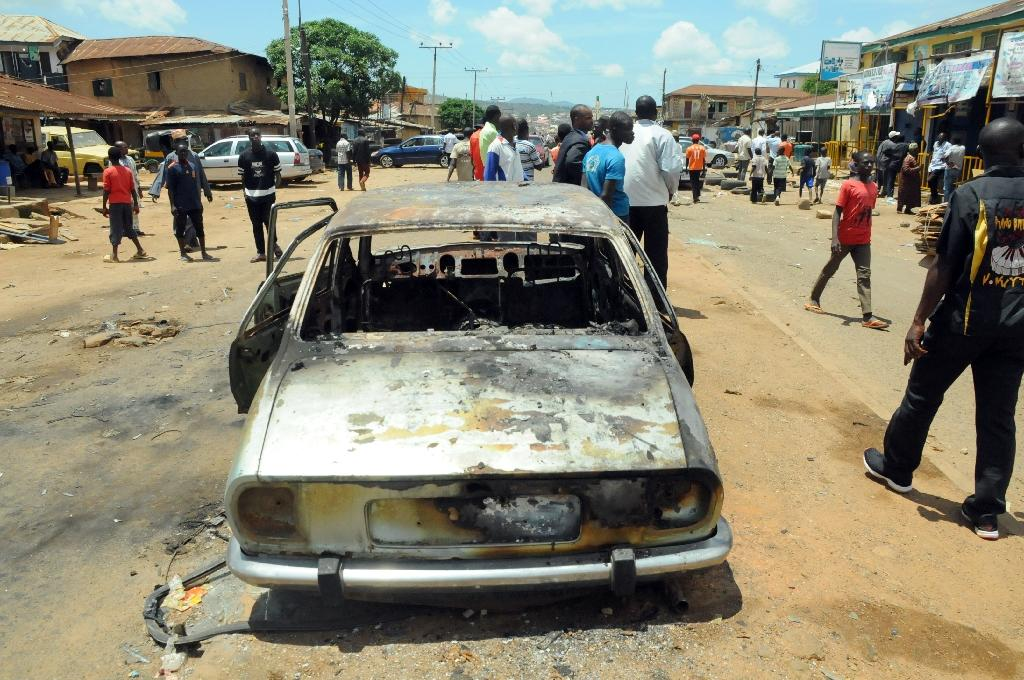 Nigeria suicide attacks kill 14: emergency services
