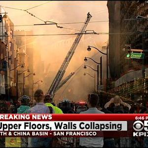 San Francisco Fire Chief Describes Attack On Six-Story Building